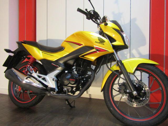 Honda GLR CB125