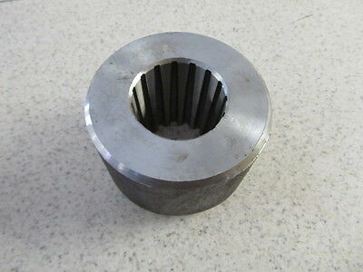 Rotary Cutter Blade Pan Hub 15 Splined Weld In Hub For Most Stump Jumpers