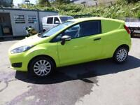 2013 FORD FIESTA 1.5 TDCI CAR DERIVED VAN WITH ONLY 56,000 MILES , AWAITING VALE