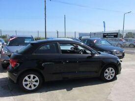 AUDI A1 1.6 TDI SE 3d 103 BHP (black) 2014