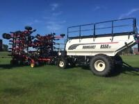 Used Bourgault 3310 drill w/ 6550 tank