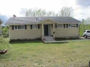 Beautiful Family Home in Logan Lake