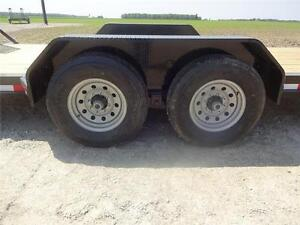 "Carhauler with 6"" I-Beam Frame & Drop Axle 14,000lb!!! $112/mth London Ontario image 3"