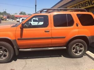 2003 Nissan Xterra SUV, Supper Charged