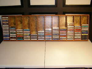 Cassette Tape Display