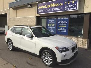 2015 BMW X1 xDrive28i TOIT PANO-GARANTIE BMW- CONDITION SHOWROOM