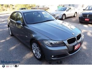 2011 BMW 323i 2.5L 6 Cyl Auto- $93.00 Bi/Weekly !