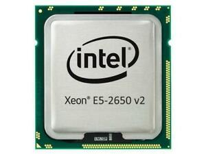 Intel Processor E5-2650v2 2.60 GHz 8-core for HPE Proliant Server - 730238-001