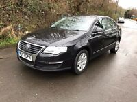 57-REG VW PASSAT 2.0TDI 140BHP,6 SPEED MANUAL,MOT OCTOBER,07872346777