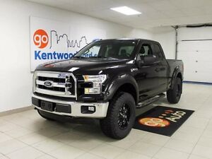 2016 Ford F-150 LEVELED WITH AGGRESSIVE TIRES !!!!
