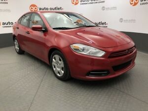 2013 Dodge Dart SE - Manual