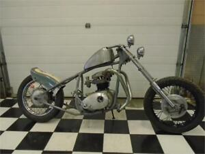 BLOW OUT PRICE DROP!!! BSA Chopper Bobber Project Was $1999