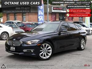 2014 BMW 3 Series 320i xDrive ACCIDENT FREE! ONE OWNER! AWD!