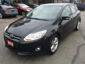 2012 Ford Focus SE, Excellent Condition, Runs & Drives Great!