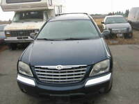 2005 Chrysler Pacifica selling for parts