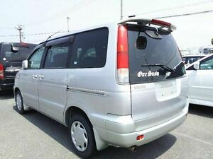 2001 Toyota Spacia NOAH Import Silver 4 Speed Automatic Wagon Taren Point Sutherland Area Preview