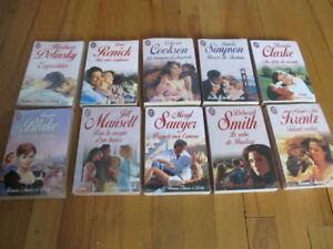 """Lot de 12 romans neufs """"Amour et Destin"""""""