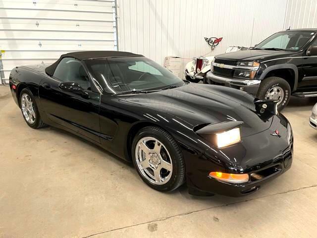 1999 Black Chevrolet Corvette Convertible  | C5 Corvette Photo 3