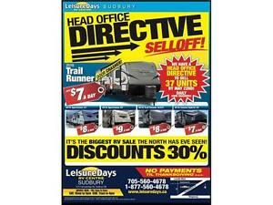 Head Office Directive On NOW!!!! 30% OFF Trailers