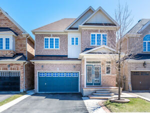DETACHED HOUSE WITH FINISHED BASEMENT@BRAMPTON 3217 SQUARE FEET