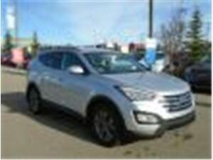 2016 Hyundai Santa Fe Sport - 3M, Heated Seats, Demo unit