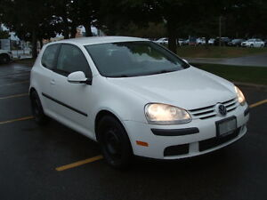Golf 2007 Rabbit 2.5Litre mint condition 1 owner Special $2999
