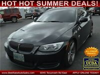 2011 BMW 3-Series 335i Coupe, $115/Week, APPLY ONLINE TODAY!