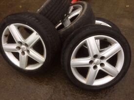 Audi / VW Alloy wheels