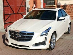 2014 Cadillac CTS PREMIUM EVERY OPTION FINANCE AVAILABLE