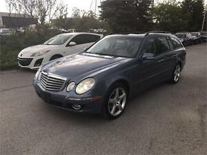 2007 Mercedes-Benz E350 4MATIC, Safety & ETEST for On or QC INCL