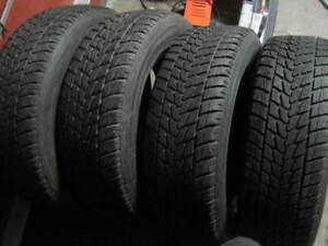 Set (4) TOYO 235 65 18 Open Country Pneu d'Hiver / Winter Tires