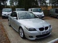 2007 BMW 5 SERIES 520d M Sport 4dr Step Auto