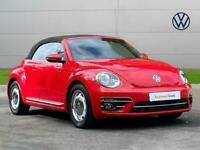 2017 Volkswagen Beetle 1.4 Tsi 150 Design 2Dr Cabriolet Petrol Manual