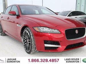 2017 Jaguar XF TECHNOLOGY PACK, PREMIUM UPGRADE PACK, ADAPTIVE D