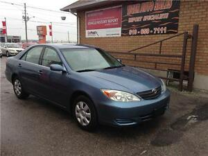 2002 Toyota Camry LE******MINT CONDITION*****WONT LAST LONG***** London Ontario image 1