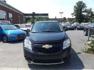 CHEVROLET ORLANDO 1LT 2012 7 PASSAGERS A SEULEMENT 43$/SEMAINE