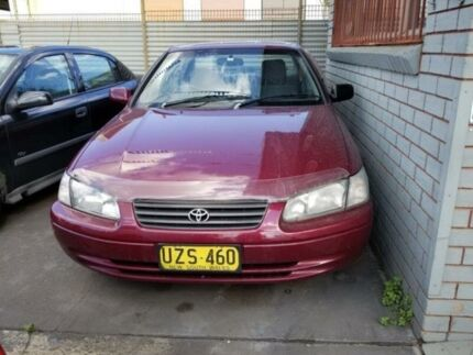 1998 Toyota Camry MCV20R Conquest Maroon 4 Speed Automatic Sedan