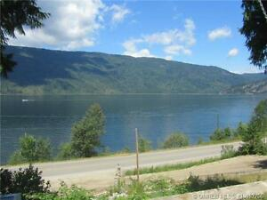 Mara Lake views from this SEMI-LAKESHORE home are spectacular!