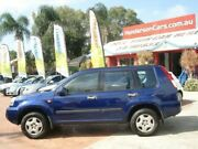 2003 Nissan X-Trail T30 ST Blue 4 Speed Automatic Wagon Minyama Maroochydore Area Preview
