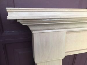 Fireplace Surround / Mantle