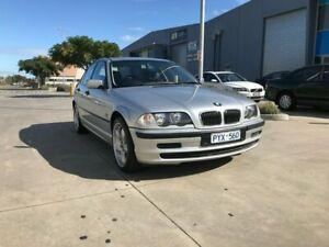 1999 BMW 318i E46 Silver 4 Speed Auto Steptronic Sedan