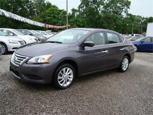 2015 Nissan Sentra with 62,000 kms Automatic Loaded