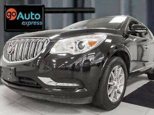 2016 Buick Enclave Enclave AWD with sunroof, leather heated seat