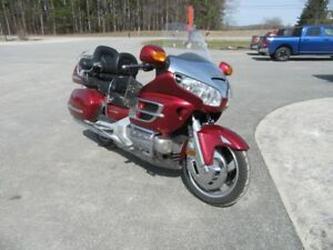 2002 Honda Goldwing
