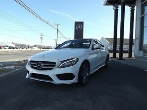 2015 Mercedes-Benz C-Class 4MATIC Sedan