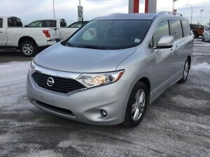 2012 Nissan Quest SL LEATHER Leather,  Bluetooth,  A/C,