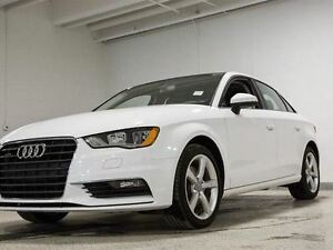 LEASE TAKE OVER AUDII A3 QUATTRO 2016 - 39 MONTHS LEFT