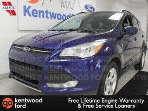 2016 Ford Escape SE 4WD ecoboost, NAV, heated power seats, power
