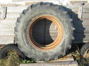 Rear Tractor Tire