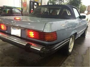 1988 MERCEDES BENZ 560 SL ROADSTER OFFERS BEING ACCEPTED!